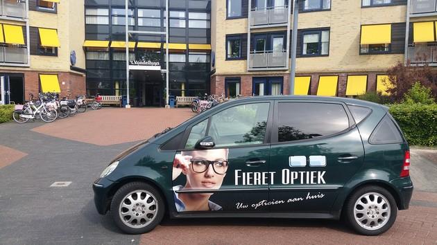 Vandaag 12 december 2017 Inloopspreekuur 't Vondelhuys Winschoten - Fieret Optiek Pekela